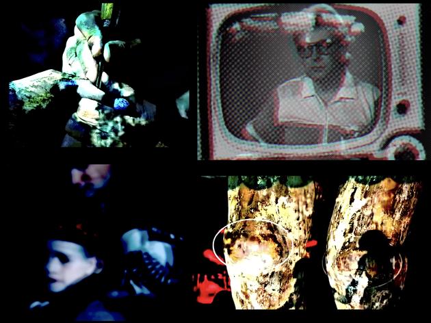 Workshop: Técnicas para hacer videoclips con imágenes en collage en imaginCafé