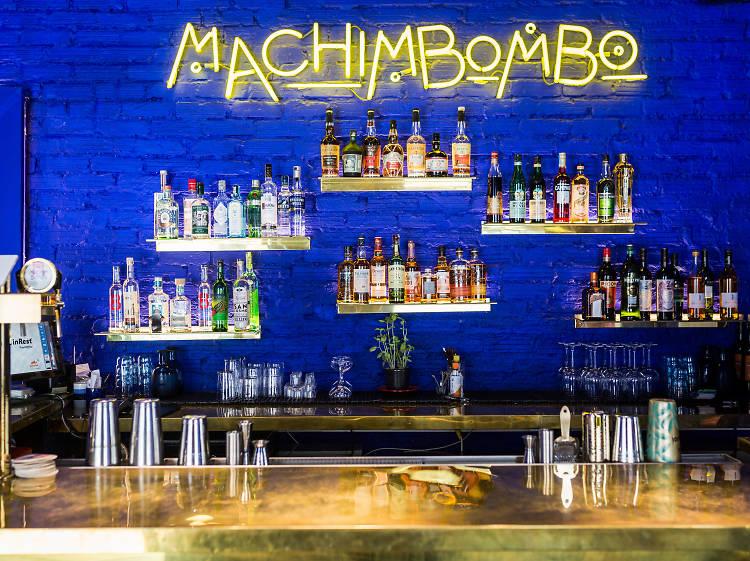 Machimbombo