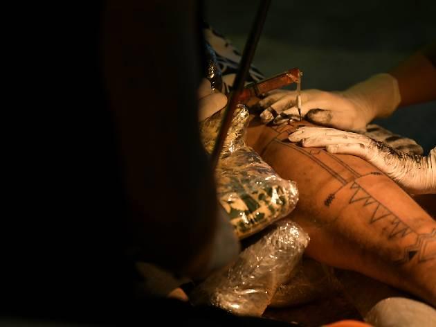 สักสี สักศรี Tattoo COLOR Tattoo HONOR