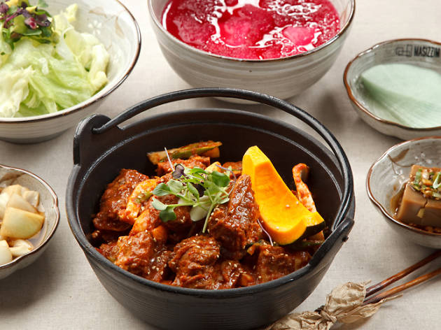 The best Korean restaurants in Singapore