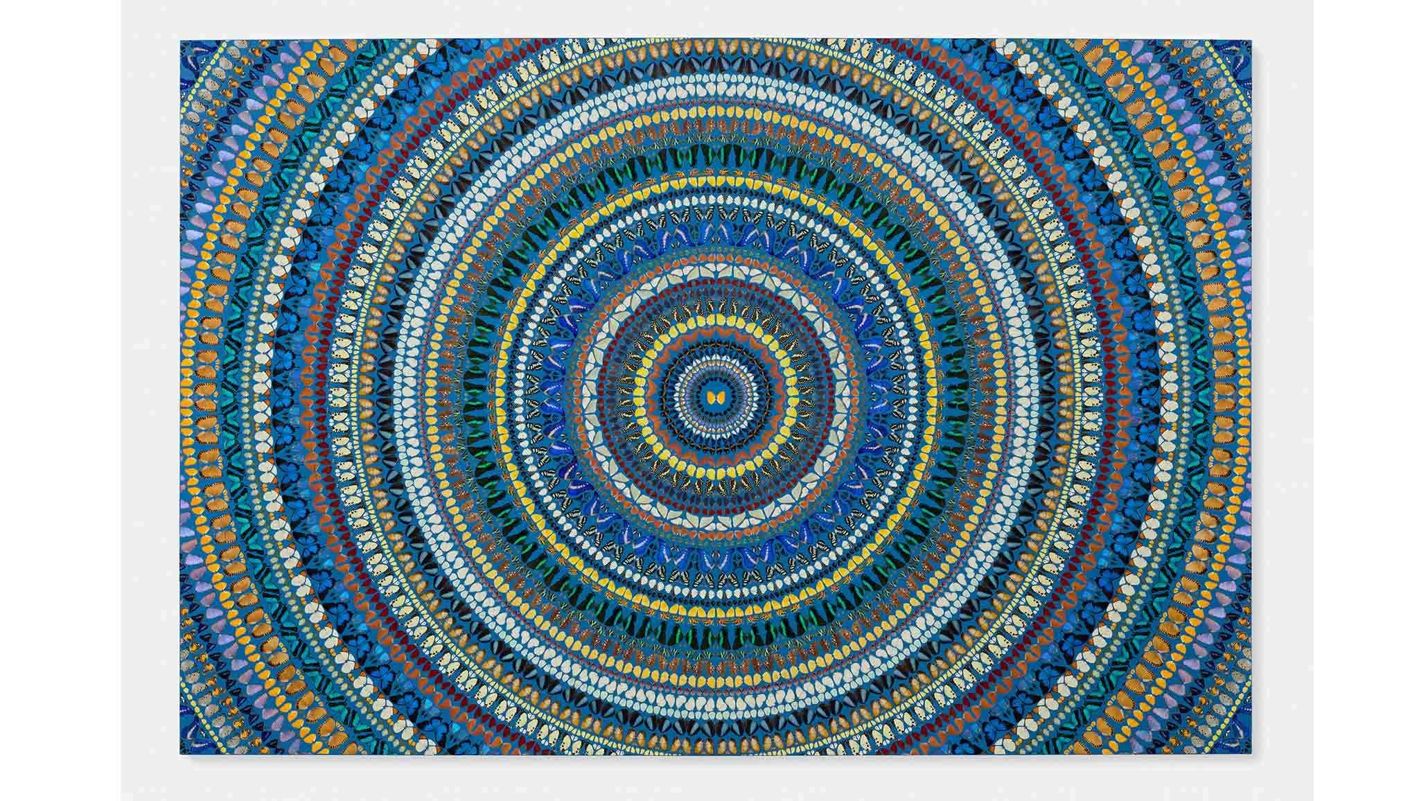 Damien Hirst: Mandalas