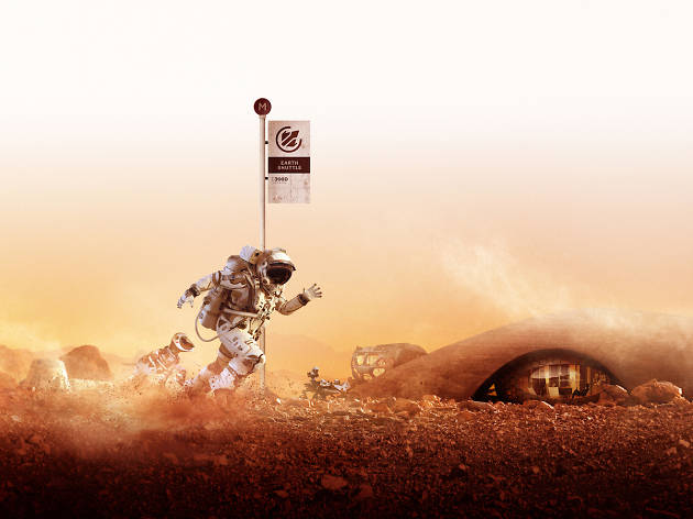 Moving to Mars review