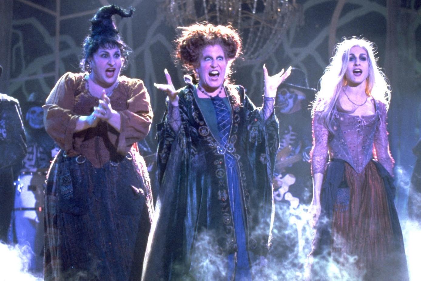 Disney Halloween movies