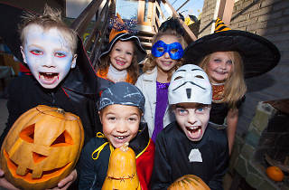 Halloween 2020 In Nyc Halloween for Kids: A Guide To NYC's 2020 Spooky Season