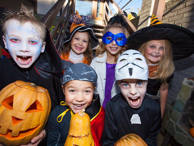 New York City Halloween 2020 Halloween for Kids: A Guide To NYC's 2020 Spooky Season