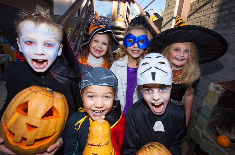 The spookiest Halloween happenings for NYC kids