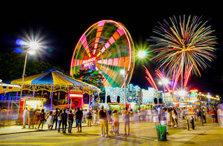 Last chance to catch Friday-night fireworks in Coney Island