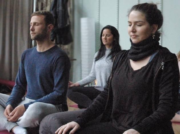 Yoga of Light, Cocoon Academy
