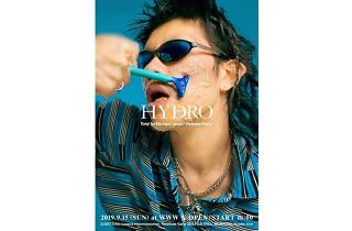 """HYDRO -Tohji 1st Mixtape """"angel"""" Release Party-"""
