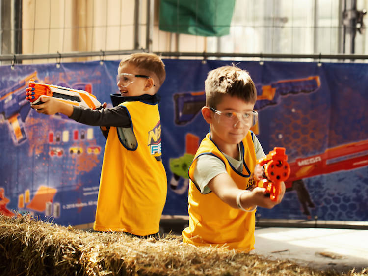 NERF Action Xperience