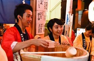 Nonbei Yokocho Festival