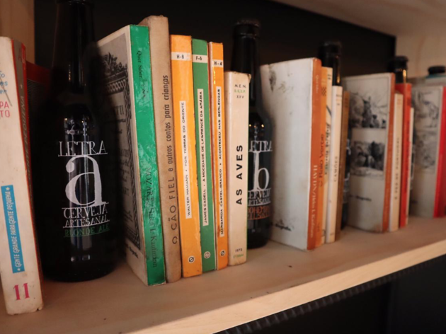 Letraria Craft Beer Library