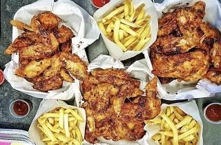 WingWing Krispy Chicken