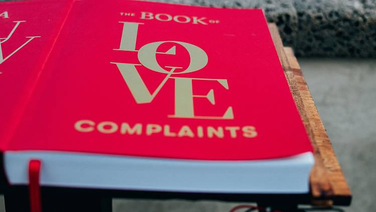Book of love complaints