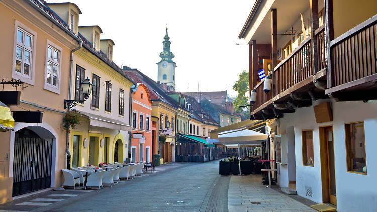 Tkalčićeva, Zagreb