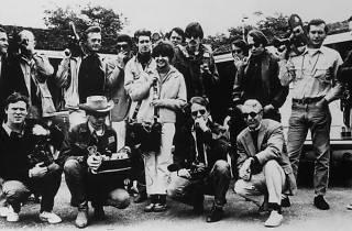 A still from 'Monterey Pop'