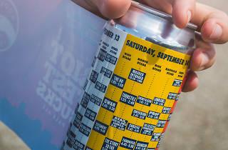 Riot Fest beer Goose Island