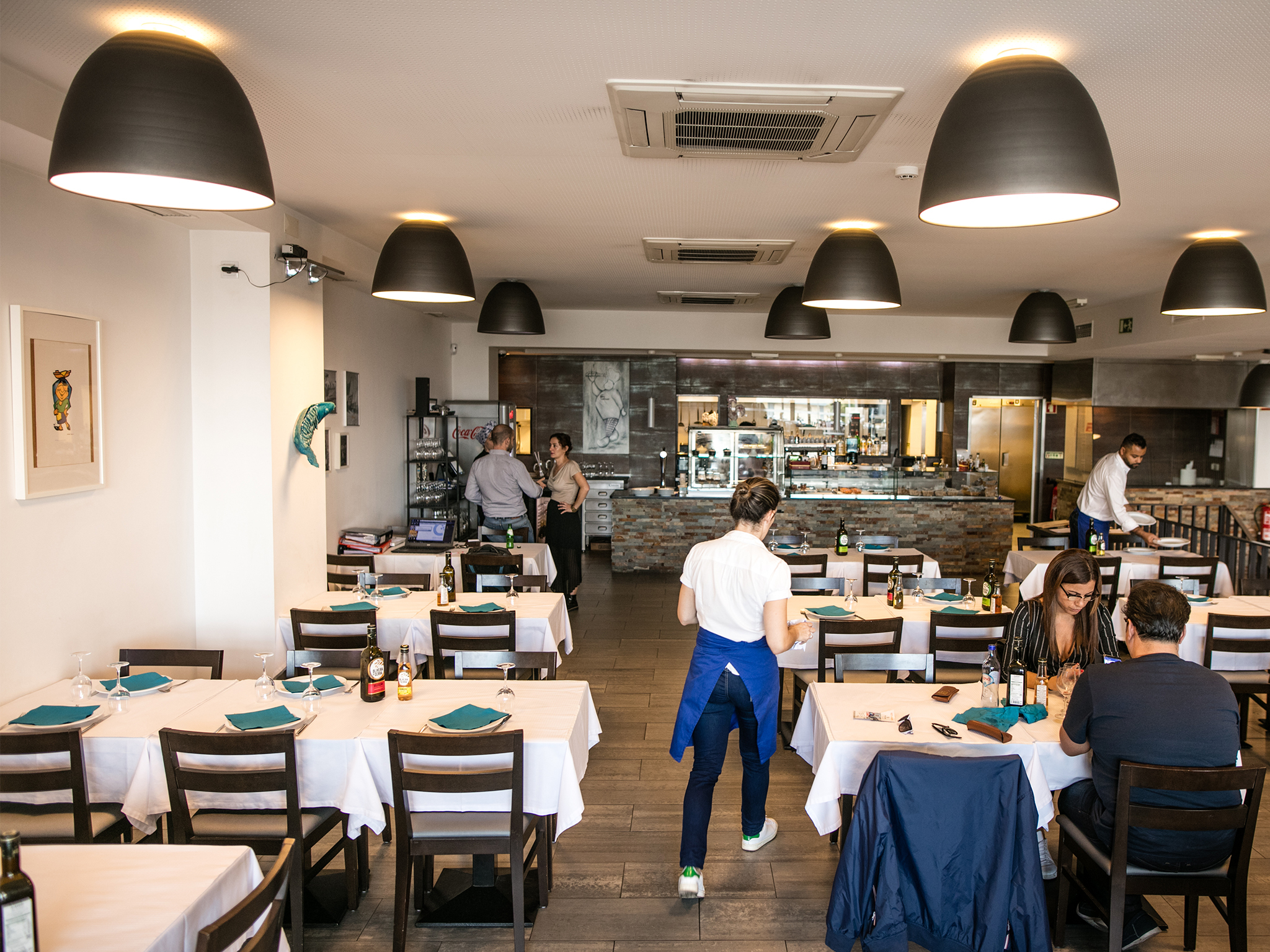 Restaurante, Nova Peixaria