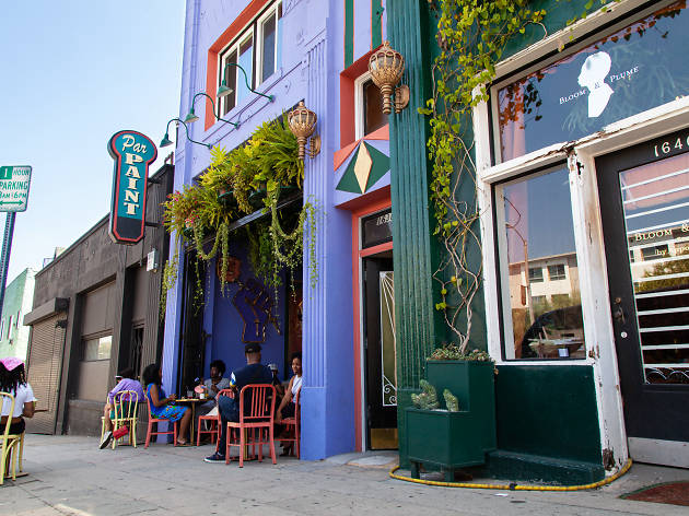 The new L.A. Al Fresco program lets restaurants add sidewalk and parking lot seating