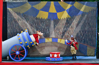 "PuppetMobile presents ""Bessie's Big Shot"""