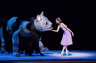 Alice's Adventures in Wonderland by Christopher Wheeldon