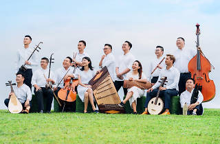 Ding Yi Chinese Chamber Music Festival 2019