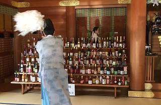 厳選梅酒まつり in 湯島天満宮