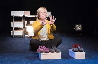 Julie Hesmondhalgh performs 'The Greatest Play in the History of the World…'