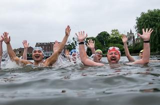 Tidal Thames Swim