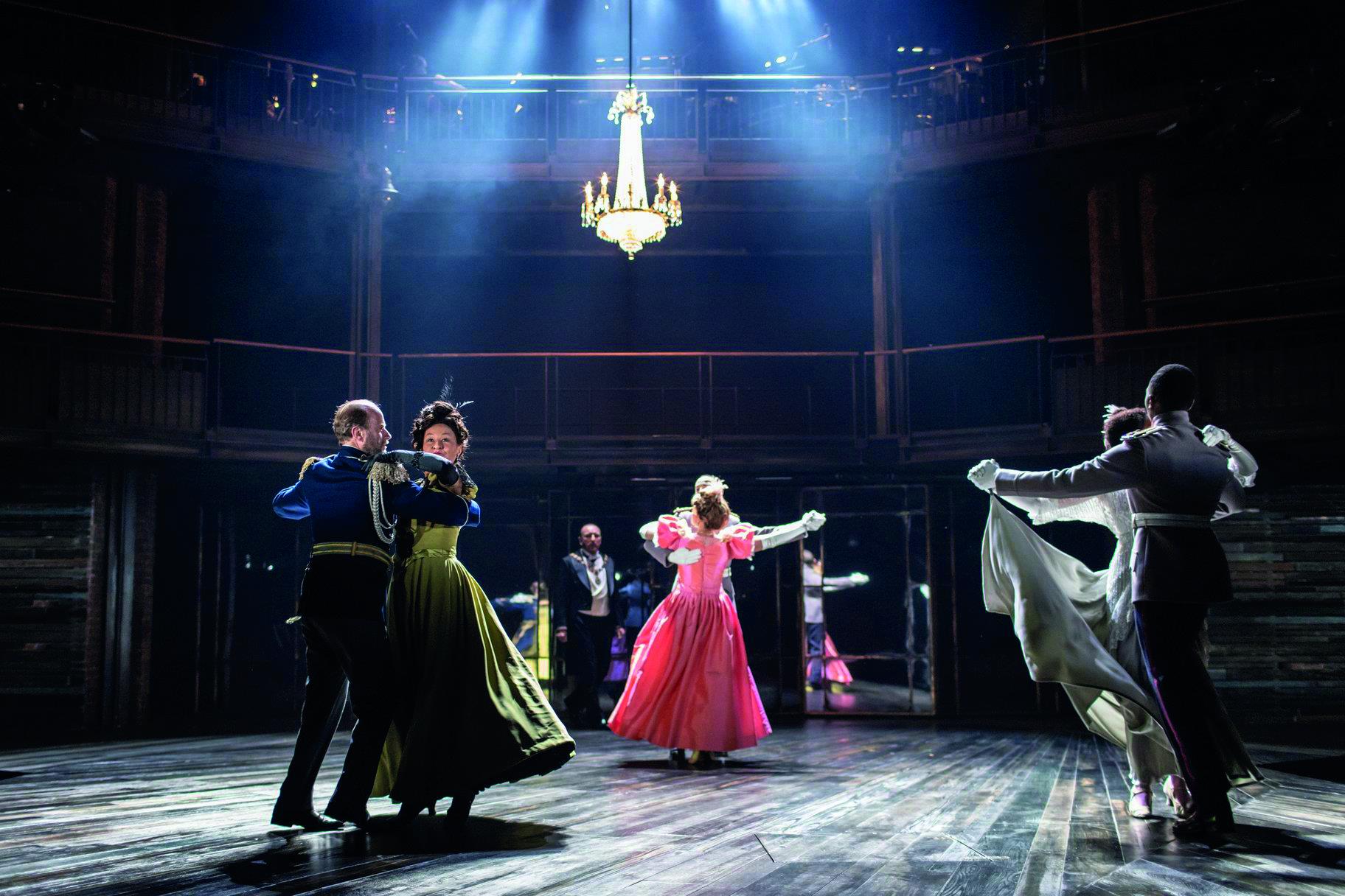'Measure for Measure', de la Royal Shakespeare Company