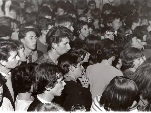 Eel Pie Island Museum Rolling Stones audience
