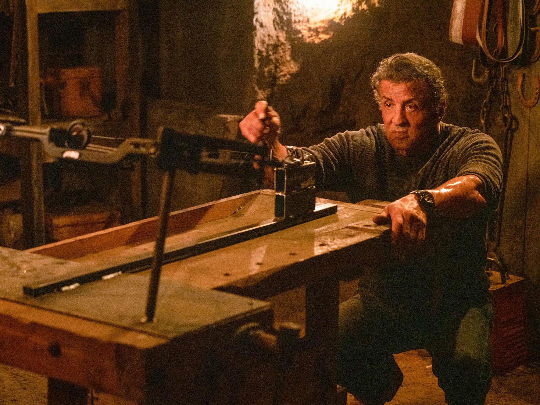 Rambo regresa a la pantalla grande con Rambo: Last Blood
