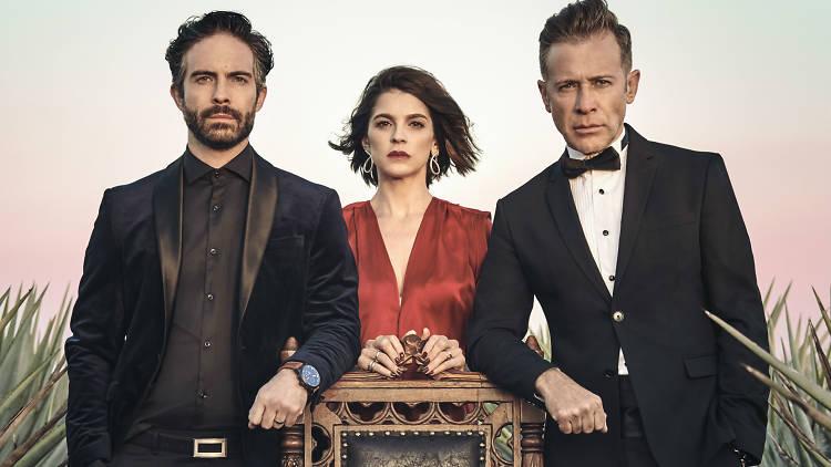 Monarca, la nueva serie de Netflix México