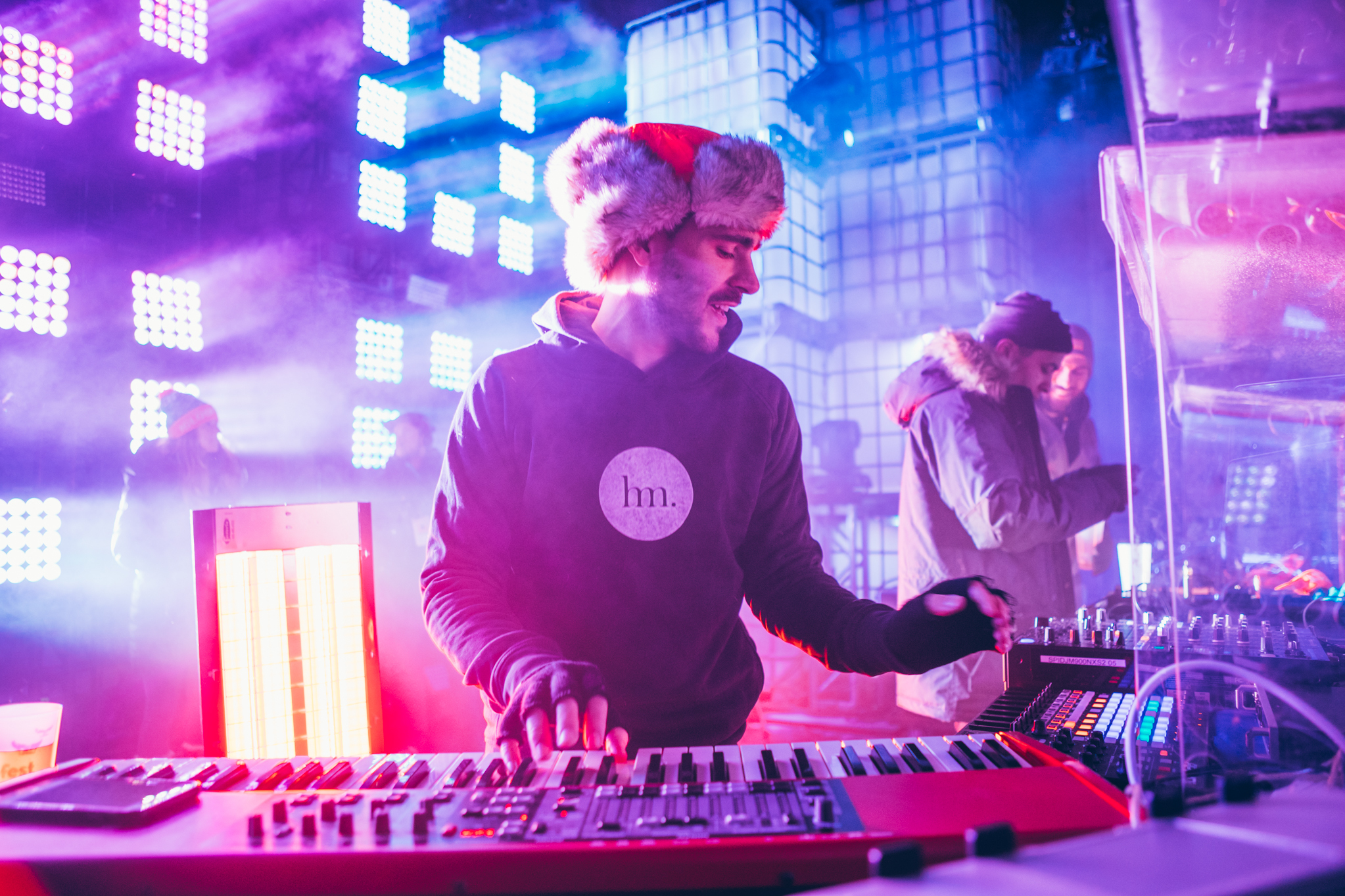 Montreal's Igloofest 2021 will be the world's coldest virtual festival, and it's completely free