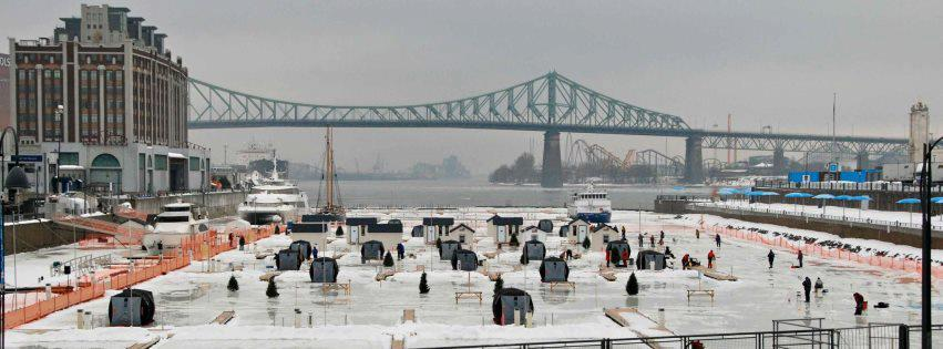 Pêche Blanche Vieux-Montréal