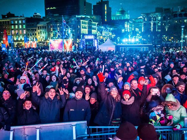 Montréal en Fêtes | Party du Nouvel An