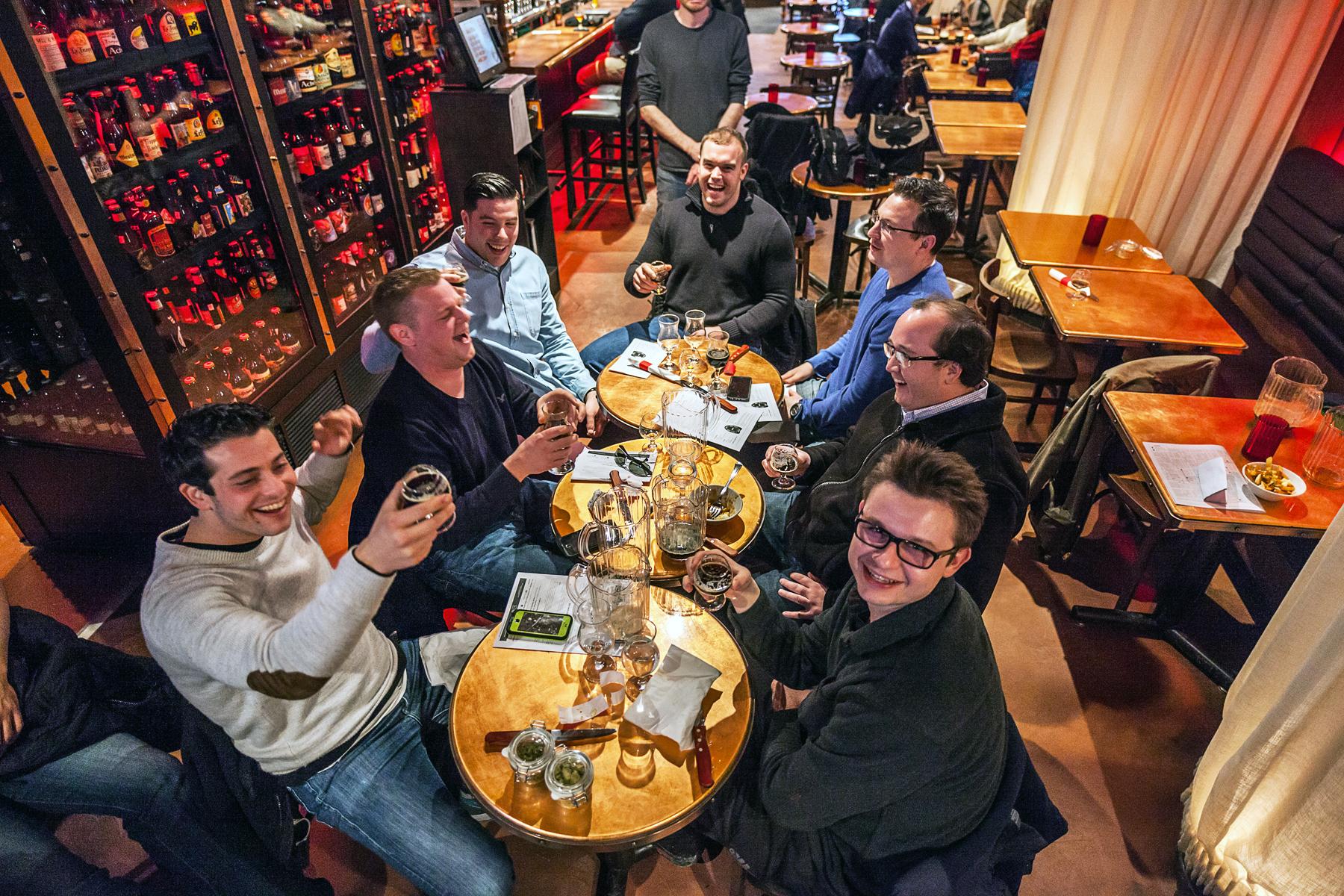 Visite des Brasseries artisanales de Montréal - Local Montréal Tours