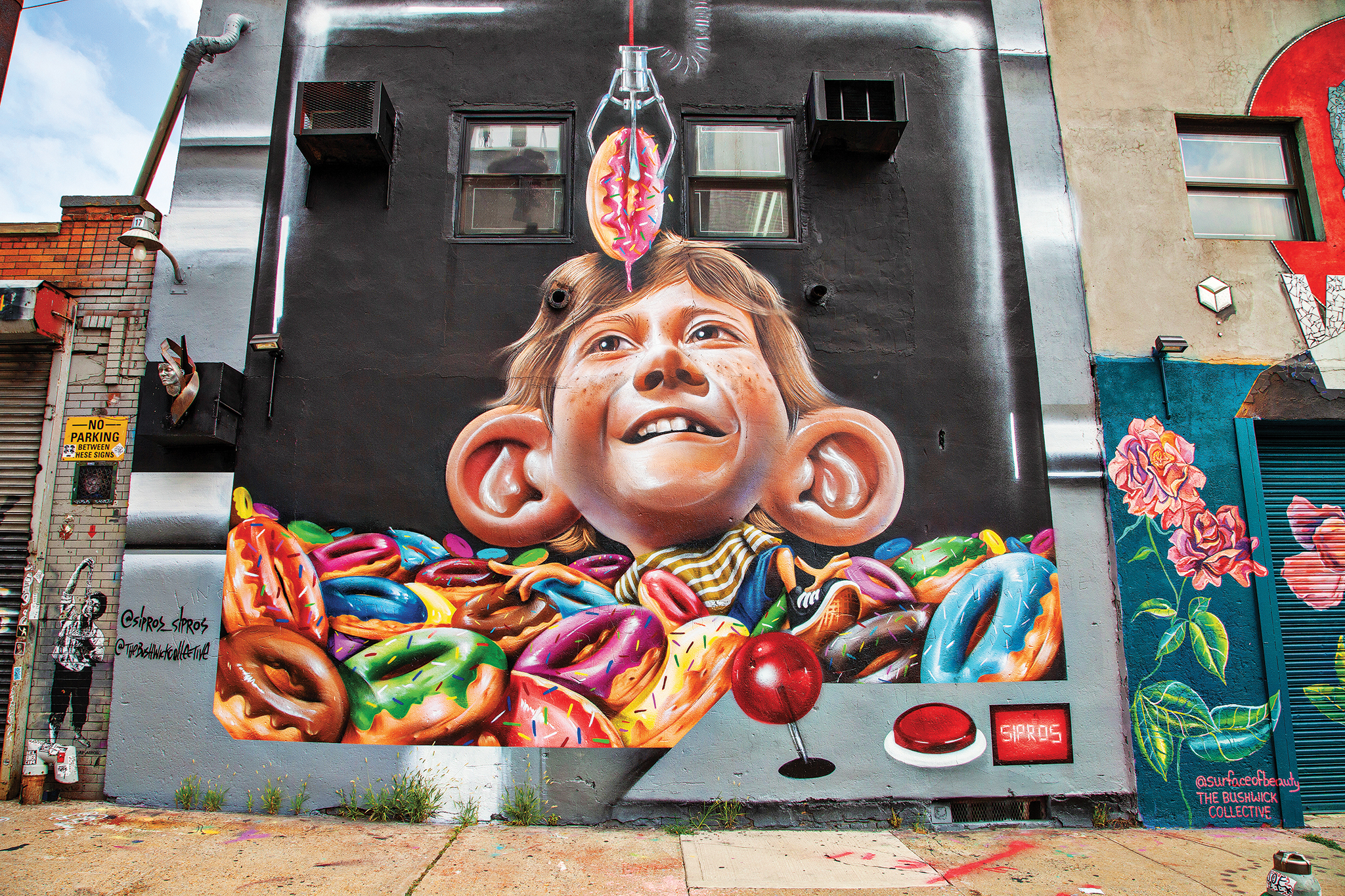 Best Graffiti in NYC to See From Street Art Murals to Bubble