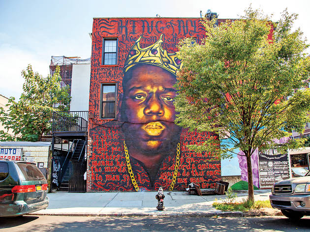 Best Graffiti in NYC From Street Art Murals to Bubble Tags