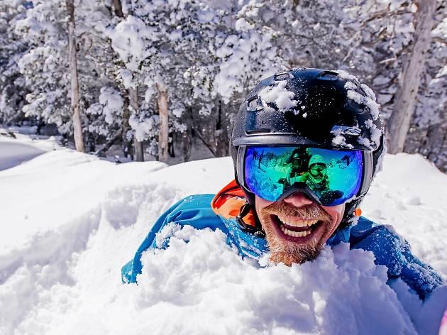 Les meilleures pistes de ski près de Montréal