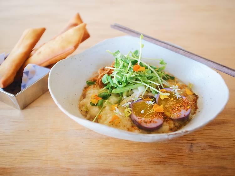 Find comfort in a bowl at Porridge & Puffs