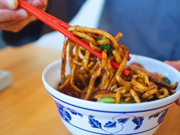 Woon Kitchen Chinese Food Los Angeles Historic Filipinotown HiFi