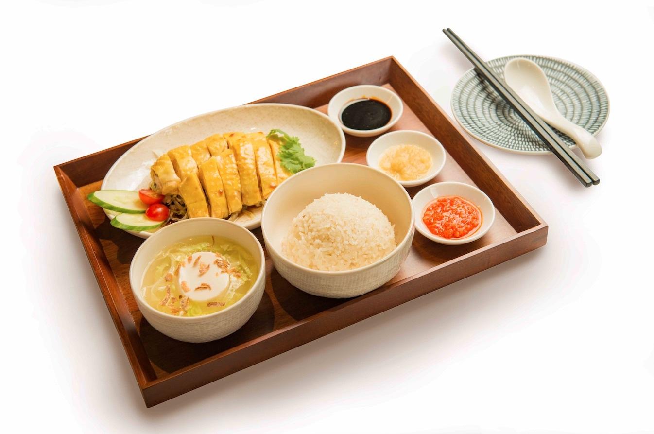 新加坡文華海南雞飯 Chatterbox 進駐 K11 Musea