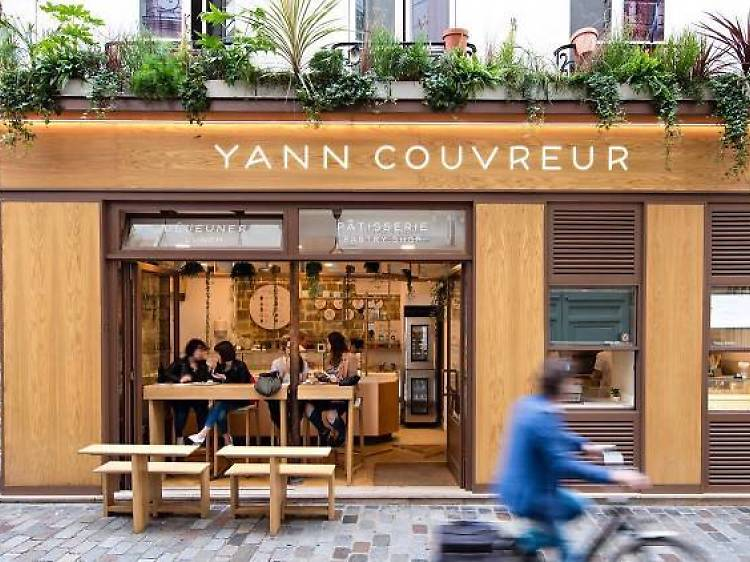 Pâtisserie Yann Couvreur Marais
