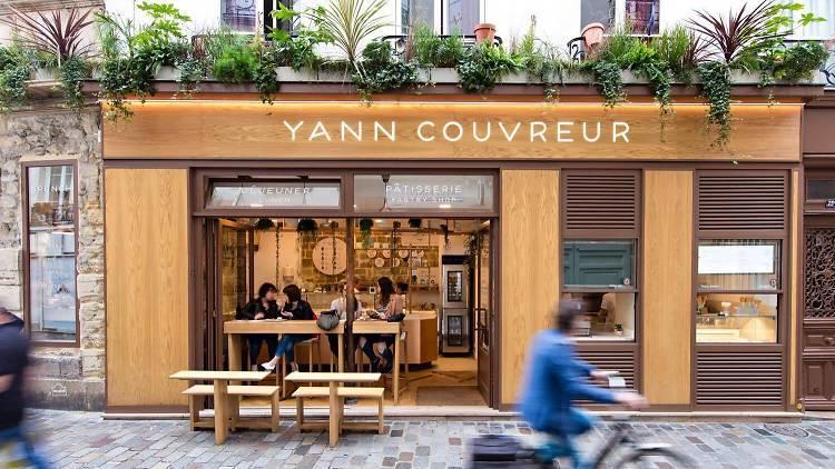 Yann Couvreur Marais patisserie