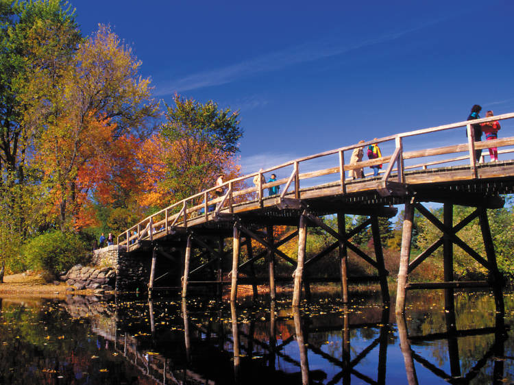 Challenge yourself with the best hikes near Boston