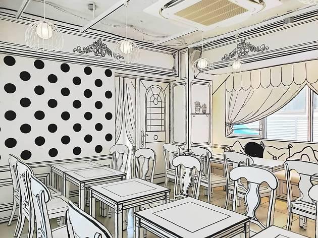 2d Caf 233 Shin Okubo Restaurants In Shin Okubo Tokyo