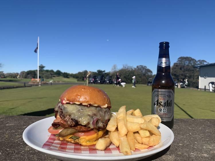 Moore Park Golf Café, Bar and Bistro