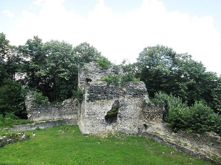 See one of the oldest medieval cities in the region