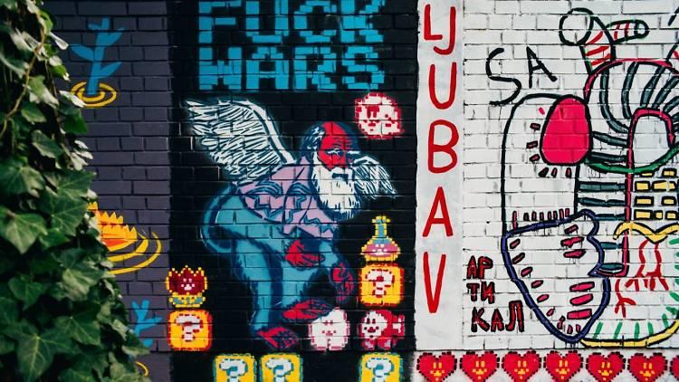 Fuck Wars (Chile)